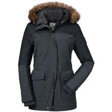 Schöffel Jacke Insulated Jacket Tingri1 Outdoorjacken anthrazit Damen