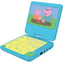 Peppa Pig DVD-Player blau/gelb