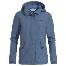 Vaude - Women's Rosemoor Jacket - Regenjacke Gr 40;44 blau;türkis