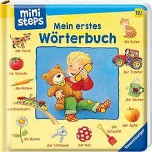 Buch - ministeps Mein erstes Wörterbuch