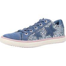 Lurchi Sneakers Low für Mädchen dunkelblau Mädchen