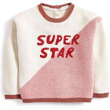 Pullover  pink Mädchen Baby