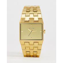 Nixon - A1262 Ticket II - Armbanduhr in Gold - Gold