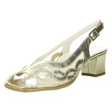 Vista Sling-Pumps gold Damen