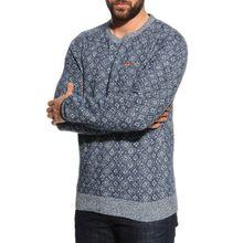 New Zealand Auckland Pullover in blau für Herren