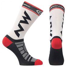 Northwave - Extreme Pro Socks - Radsocken Gr L;M;S schwarz/grau/weiß;grün/schwarz