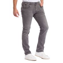 CROSS Johnny - Schmale Jeans in grauer Waschung