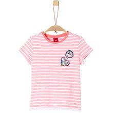 s.Oliver T-Shirt - Streifen und Rollschuhe
