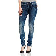 G-STAR Damen Lynn Skinny Jeans, Blau (Medium Aged 60885.6128), 28W/34L