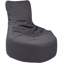 Outdoor-Sitzsack Slope, Plus, anthrazit schwarz