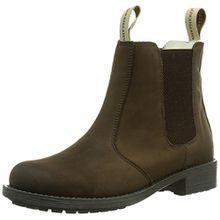 Shepherd SANNA OUTDOOR, Damen Chelsea Boots, Braun (BROWN 36), 38 EU
