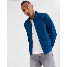 Topman – Blaues Hemd mit zwei Taschen