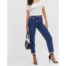 Vero Moda - Aware - Mom-Jeans - Blau