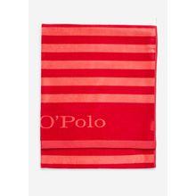 Marc O'Polo Strandtuch SABURO Rot