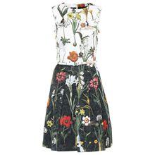 Kleid aus Cloqué