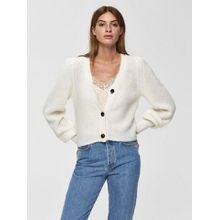 SELECTED FEMME Cropped Strick-Cardigan