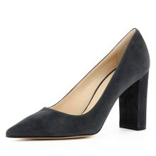 EVITA Damen Pumps NATALIA Klassische Pumps grau Damen
