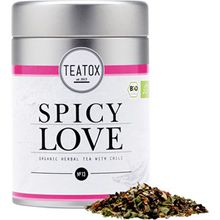 Teatox Tee Spicy Love Spicy Love Tea 70 g