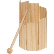 Holzbausatz Rührtrommel