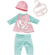 My Little Baby Annabell® Little Baby Outfit Hose Mint 36cm, Puppenkleidung