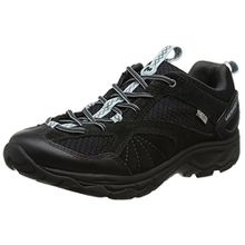 Merrell Damen Avian Light 2 Vent Waterproof Trekking-& Wanderhalbschuhe, Schwarz (Black), 40 EU