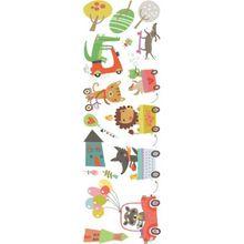 Wand Sticker Animal Highway, ML