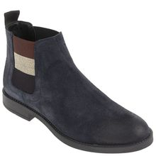 Tommy Jeans Chelsea-Boots - ESSENTIAL CHELSEA BOOT navyblau