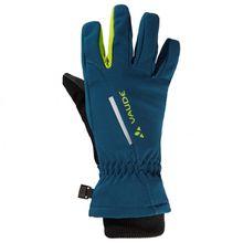 Vaude - Kid's Softshell Gloves - Handschuhe Gr 3;4;5;6 schwarz;blau/schwarz