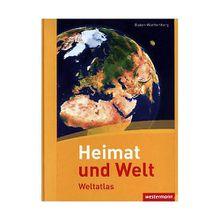Buch - Heimat und Welt, Weltatlas (2011): Ausgabe Baden-Württemberg
