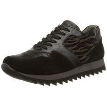 Gabor 33-301-37, Damen Sneakers, Schwarz (Schwarz A), 38 EU