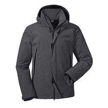 Schöffel Jacke Jacket Easy M Outdoorjacken anthrazit Herren