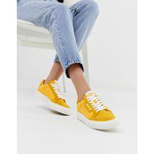 adidas Originals - Continental 80 Vulc - Senfgelbe Sneaker - Gelb