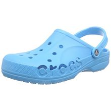 crocs Baya, Unisex - Erwachsene Clogs, Blau (Electric Blue), 48/49 EU