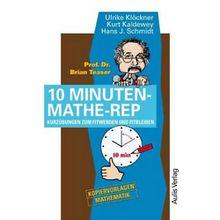 Buch - Prof. Dr. Brian Teaser - 10 Minuten-Mathe-Rep