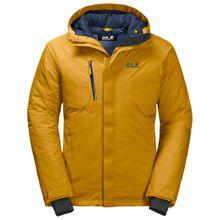 Jack Wolfskin - Troposphere Jacket - Winterjacke Gr 3XL;L;M;S;XL;XXL rot;orange/braun;schwarz