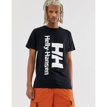 Helly Hansen - Urban - Schwarzes T-Shirt in Vintage-Optik - Schwarz