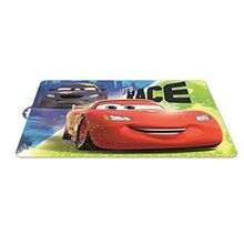 Platzset/Tischset - aus Kunststoff - für Kinder - angesagtes Cars-Design - 42 x 29 cm – kratzfest - hohe Bildqualität