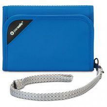 Pacsafe - RFIDsafe V125 - Geldbeutel Gr One Size schwarz/grau