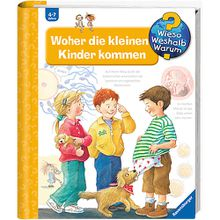 Buch - WWW Woher die kleinen Kinder kommen