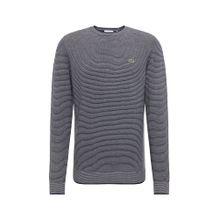 LACOSTE Pullover nachtblau / weiß