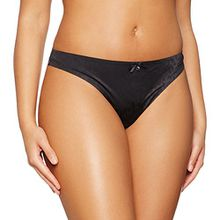 Curvy Kate Damen Taillenslip Smoothie,, Gr. 42 (Herstellergröße: Size 14),Schwarz (Wild Black)