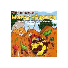 Die kleine Schnecke: Warum haben Ameisen eine..., Audio-CD Hörbuch