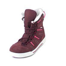 Lowa Kinder Schnuerstiefel Lilly II GTX Mid Stiefel Kinder Outdoorschuhe Rot 350131-3751 Rot 299470