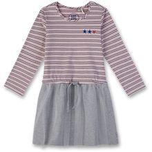 Jerseykleid  grau Mädchen Kleinkinder