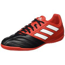 adidas Unisex-Kinder Ace 17.4 in Stiefel, Rot (Red/FTWR White/Core Black), 38 2/3 EU