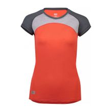 Mons royale Bella Tech Damen T-Shirt orange