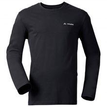 Vaude - Brand L/s Shirt - Longsleeve Gr 3XL;L;M;S;XL;XXL weiß/grau;schwarz