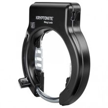 Kryptonite - Rahmenschloss - Fahrradschloss schwarz/grau