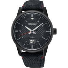 SEIKO Uhren rot / schwarz