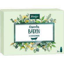 Kneipp Badezusatz Badeöle Gesundes Baden Geschenkset Badeöl Rücken Wohl 20 ml + Badeöl Gelenk & Muskel Wohl 20 ml + Badeöl Gute Nacht 20 ml 1 Stk.